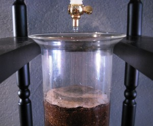 Cold-Brewed Coffee at Stanza coffee, coffee house, sf